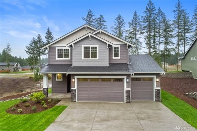 Lacey Single Family Home For Sale: 8207 52nd Ave NE