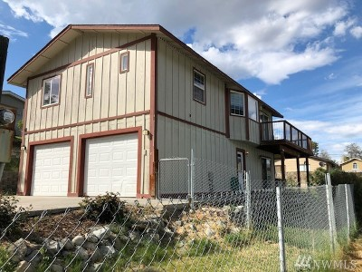 Chelan County Single Family Home For Sale: 380 Chelan Ave