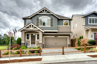 Marysville Single Family Home For Sale: 2906 84th Dr NE #B84