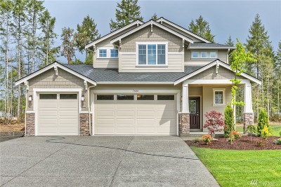 Lacey Single Family Home For Sale: 8203 52nd Ave NE
