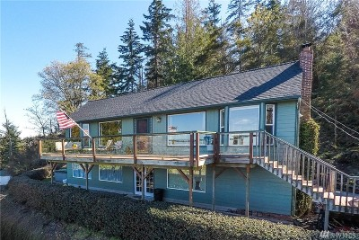 Anacortes Single Family Home For Sale: 8056 Summit Park Rd