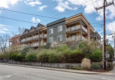 Bellingham Condo/Townhouse Pending Inspection: 910 Gladstone St #308