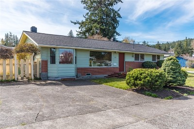 Anacortes Single Family Home Pending: 1921 22nd St