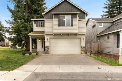 Single Family Home For Sale: 4211 NE 136th Ave