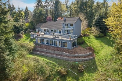 Port Ludlow Single Family Home Pending: 214 Eagleview Lane