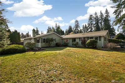Edmonds Single Family Home For Sale: 24207 89th Place W