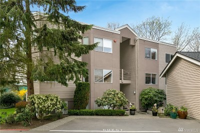 Kirkland Condo/Townhouse For Sale: 10834 NE 68th St #B3
