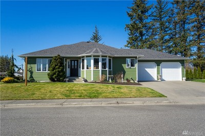 Lynden Single Family Home For Sale: 801 Bender Place