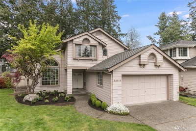 Sammamish Single Family Home For Sale: 25314 SE 36th Ct