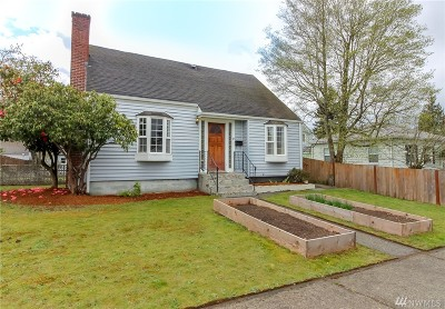 Tacoma Single Family Home For Sale: 2934 S 18th St