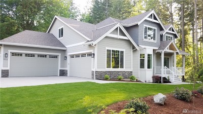 Pierce County Single Family Home For Sale: 9510 64th St NW