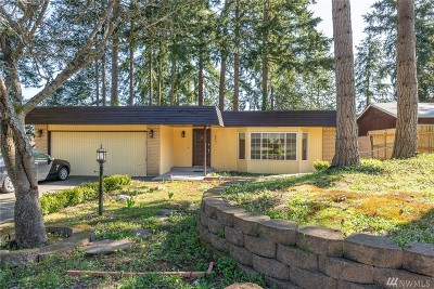 University Place Single Family Home For Sale: 4523 60th Ave W