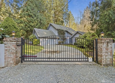 Maple Valley Single Family Home For Sale: 25423 SE 244th St