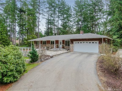 Gig Harbor Single Family Home For Sale: 4503 80th Ave NW