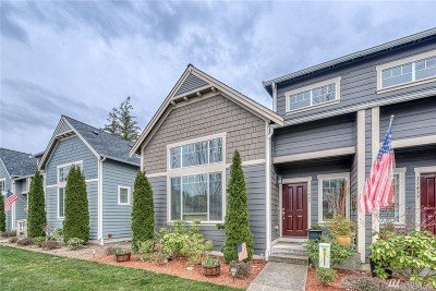 Gig Harbor Single Family Home For Sale: 11445 Portage Pl NW