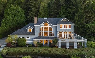 Kirkland Single Family Home For Sale: 6340 NE 138th Place