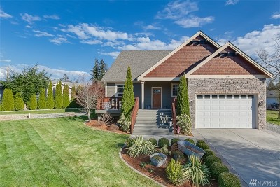 Camano Island Single Family Home For Sale: 256 Dundee Dr
