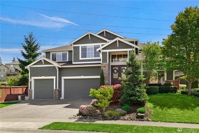 Bothell Single Family Home For Sale: 21933 42nd Ave SE