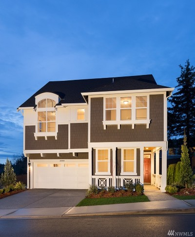 Sammamish Single Family Home For Sale: 24036 NE 14th St #Lot85