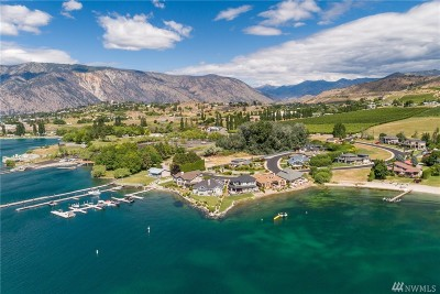 Chelan, Chelan Falls, Entiat, Manson, Brewster, Bridgeport, Orondo Residential Lots & Land For Sale: 65 Wall Street