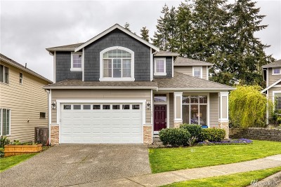 Lynnwood Single Family Home For Sale: 1909 141st Place SW
