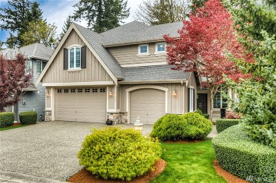 Sammamish Single Family Home For Sale: 27402 SE 8th Place