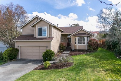 Bellingham Single Family Home Pending Inspection: 3916 Aaron Ct