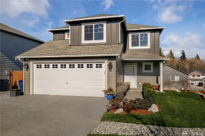 Sedro Woolley Single Family Home Pending Inspection: 1599 W Gateway Heights Lp
