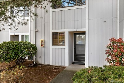 Kent Condo/Townhouse For Sale: 25255 108th Ave SE #J-4