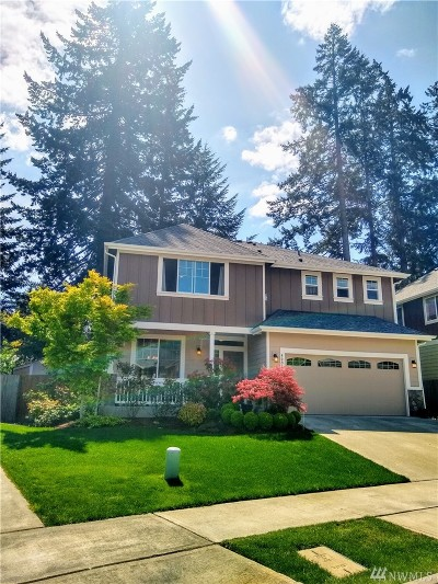 Olympia Single Family Home For Sale: 4005 19th Ave NE