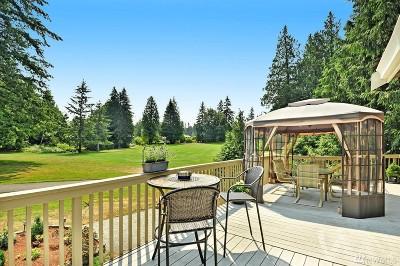 Renton Single Family Home For Sale: 15431 SE Fairwood Blvd