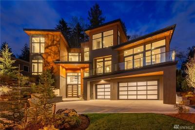 Kirkland Single Family Home For Sale: 10425 NE 43rd St