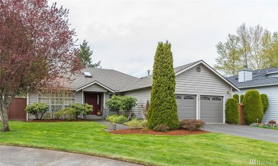 Federal Way Single Family Home For Sale: 31925 14th Wy SW