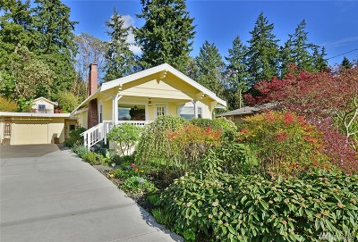 Poulsbo Single Family Home For Sale: 18330 9th Ave NE