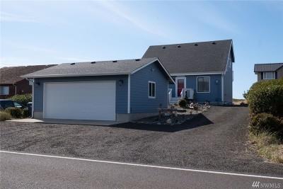 Grays Harbor County Single Family Home For Sale: 1087 Ocean Shores Blvd SW