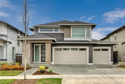 Monroe Single Family Home For Sale: 19658 132nd St SE