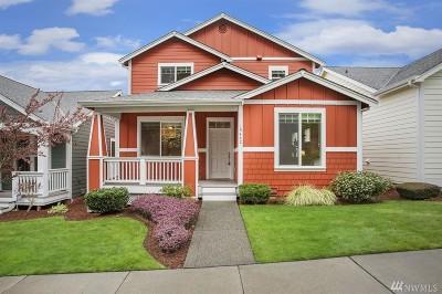 Poulsbo Single Family Home For Sale: 19442 Willet Lane NE