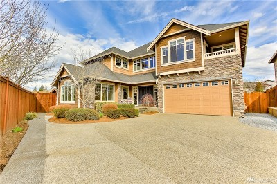 Snohomish Single Family Home For Sale: 7821 149th Place SE