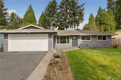 Woodinville Single Family Home For Sale: 13222 NE 193rd Place
