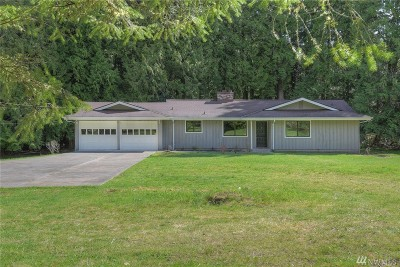 Poulsbo Single Family Home For Sale: 23090 Clear Creek Rd NW