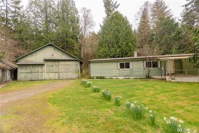 Centralia Single Family Home For Sale: 344 Halliday Rd