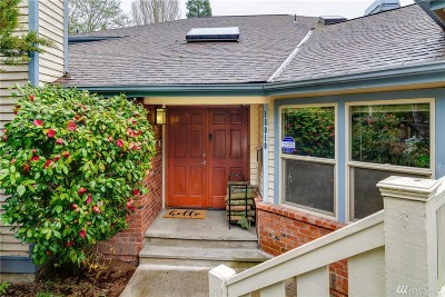 Lake Forest Park Single Family Home For Sale: 16010 36th Ave NE
