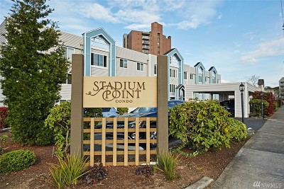 Tacoma Condo/Townhouse For Sale: 25 N Broadway #210