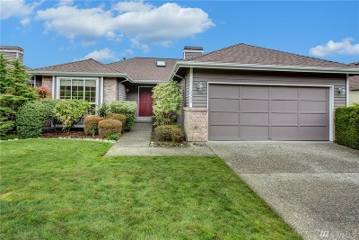 Woodinville Single Family Home For Sale: 13506 NE 148th St