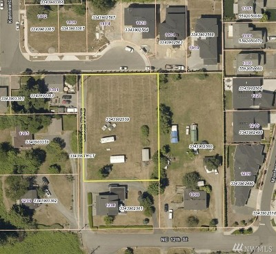Renton Residential Lots & Land For Sale: 1270 Lincoln Pl NE
