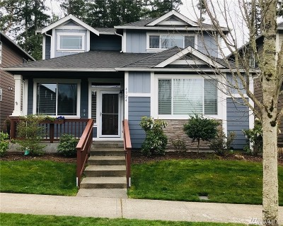 Gig Harbor Single Family Home For Sale: 4924 Baltic St. NW