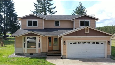 Rochester WA Single Family Home For Sale: $375,000