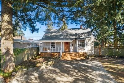 Tacoma Single Family Home For Sale: 1405 S Monroe St