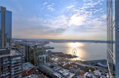 Seattle Condo/Townhouse For Sale: 1521 2nd Ave #2702