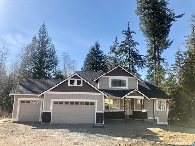 Snohomish Single Family Home For Sale: 17010 62nd St SE